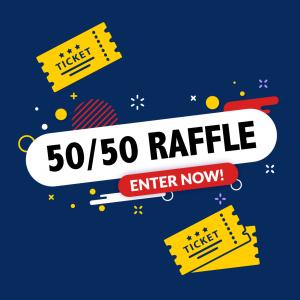50/50 Raffle Draw